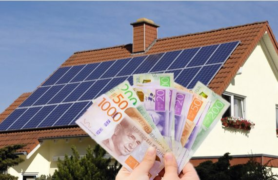 Nyhet-solpanelsbidraget höjs kraftigt